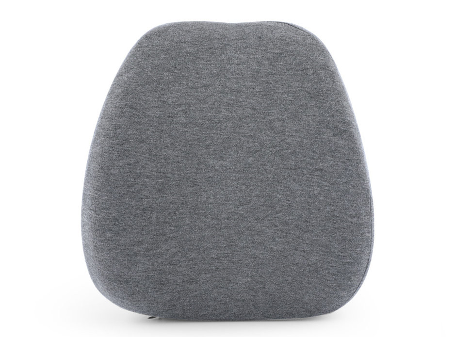 Ergonomic Memory Foam Knee Pillow Orthopedic Sciatica Relief Leg Rest Application